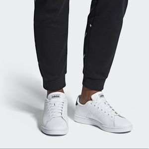 New! Men's Adidas Advantage Cloudfoam Sneaker